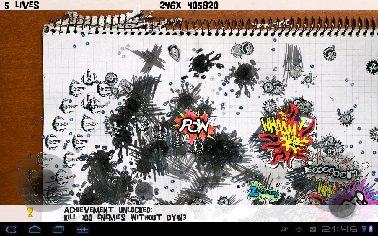 SketchWars HD- screenshot