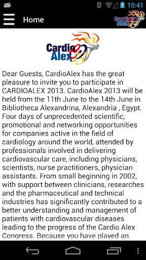【免費醫療App】Cardio Alex-APP點子