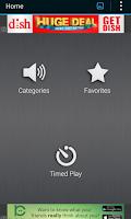 Screenshot of Sound FX Free - Sound Effects