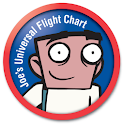 Joe's Universal Flight Chart logo