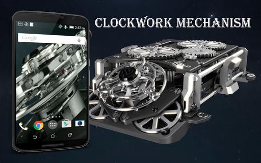 Clockwork Mechanism LWP