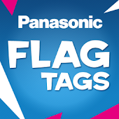 Panasonic Flag Tags