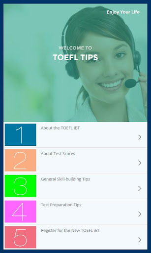 Pass The TOEFL iBT