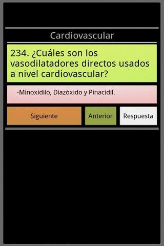 【免費醫療App】Farmacología en preguntas-APP點子