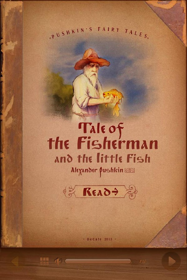 Fisherman and the little Fish- screenshot