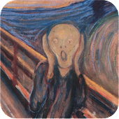 The Scream wallpaper