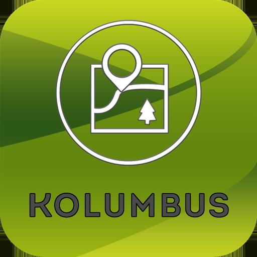 Kolumbus Reiseplanlegger LOGO-APP點子