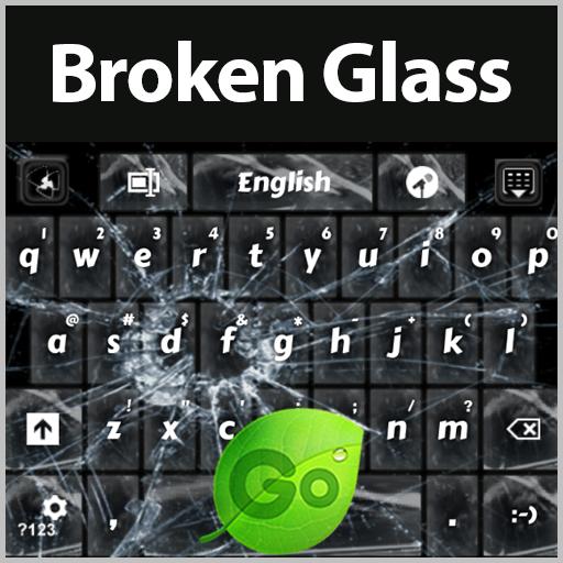GO输入法碎玻璃 娛樂 App LOGO-硬是要APP