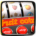 Fruit Coins Slot Machine Free icon