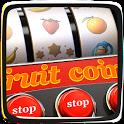 Fruit Coins Slot Machine Free icon