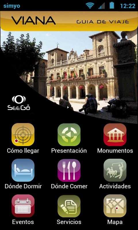 Viana - screenshot