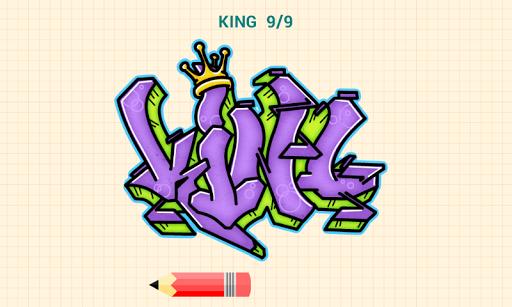 How to Draw Graffitis 5.0 screenshots 12