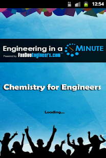 Chemistry for Engineers-1