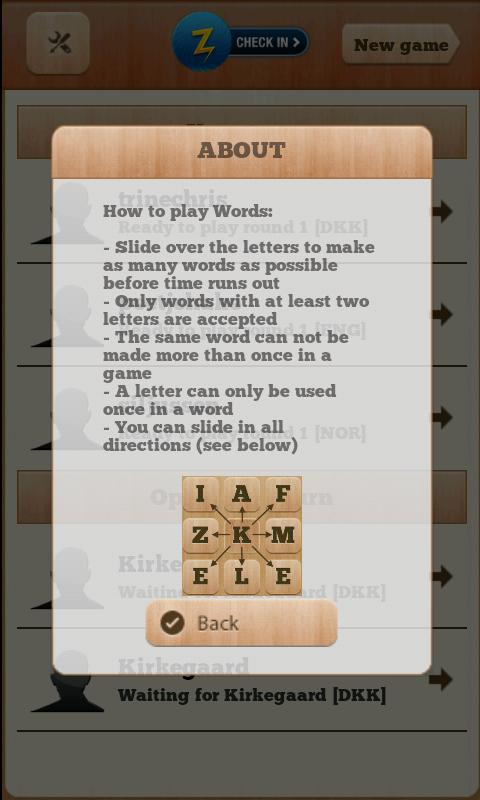 Words Rumble - screenshot