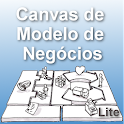 Business Model Canvas Lite icon