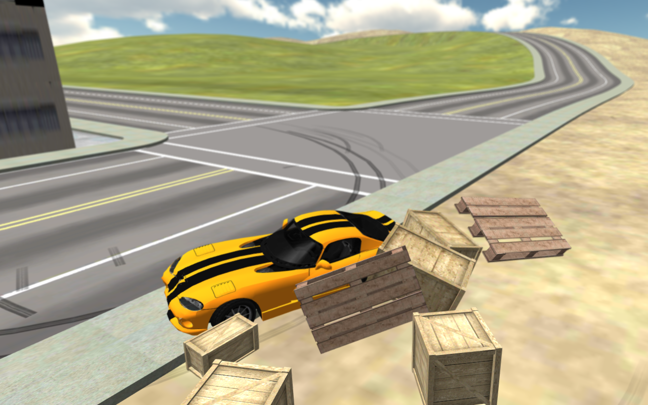 Drift Car 3D- screenshot