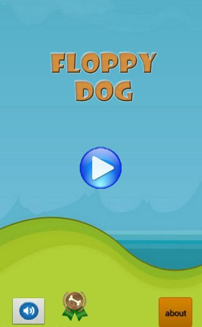 Floppy Dog - screenshot