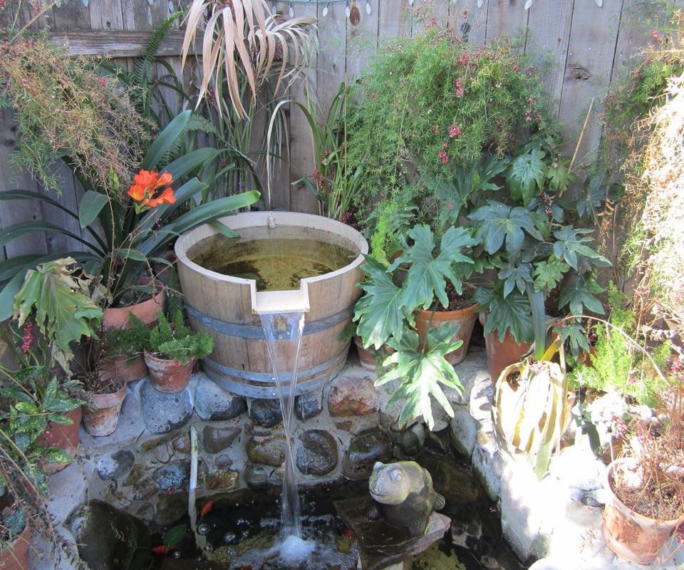 Diy water fountain ideas android apps on google play for Homemade water fountain ideas