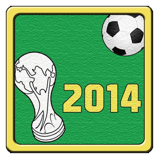 2014年世界杯花絮 LOGO-APP點子