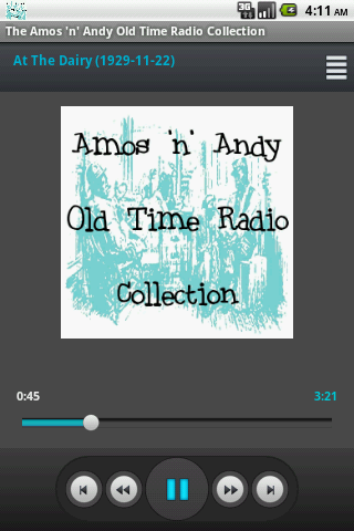 Amos 'n' Andy OTR Collection