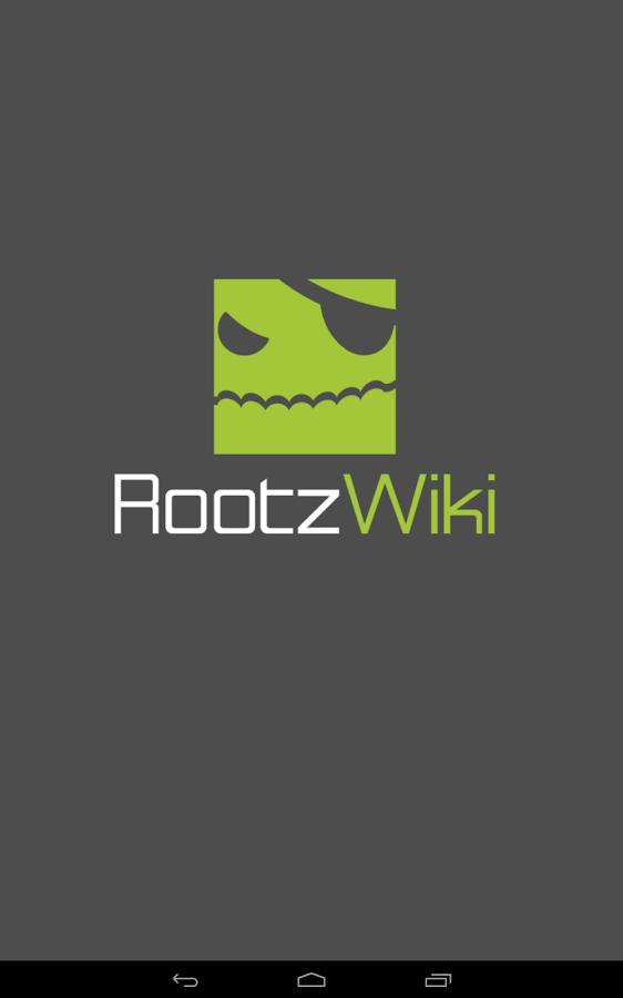 RootzWiki - screenshot