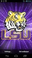 Screenshot of LSU Tigers Live WPs & Tone