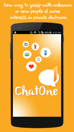 ChatOne - Meet Chat Friend