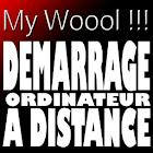 MyWoool - Démarrage à distance icon