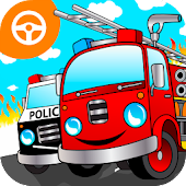 Cool Fire Truck Games for Kids