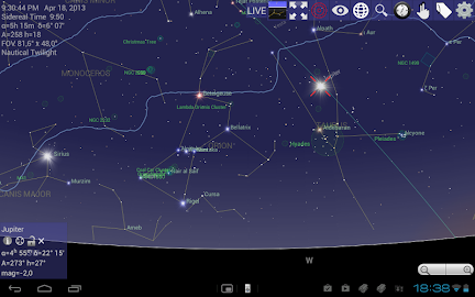 Mobile Observatory - Astronomy Screenshot 33