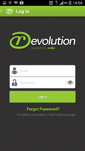 r-evolution app- screenshot thumbnail