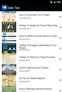 Project Management Software- screenshot thumbnail