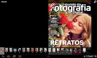 Screenshot of O Mundo da Fotografia Digital