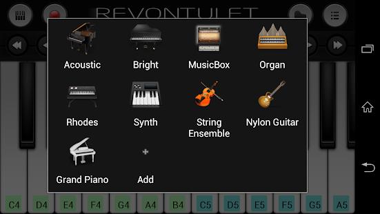 HQ Grand Piano Sound Plugin