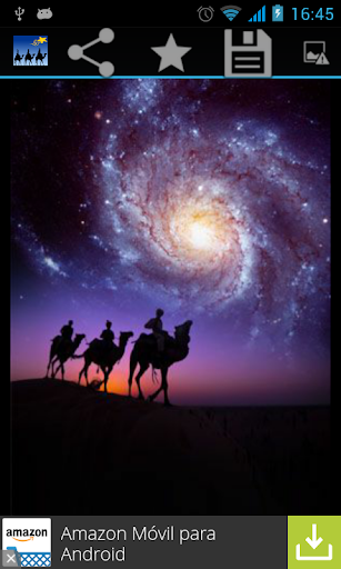 Christmas and Three Wise Men