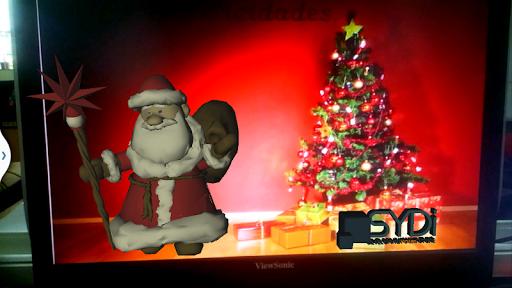 Tarjeta Navidad SYDI 2014