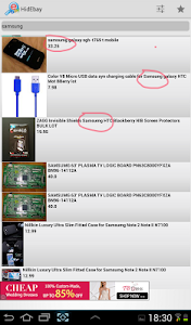 E-bay Hidden Auctions screenshot 0