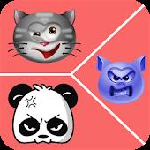 Animal Smileys for Whatsapp