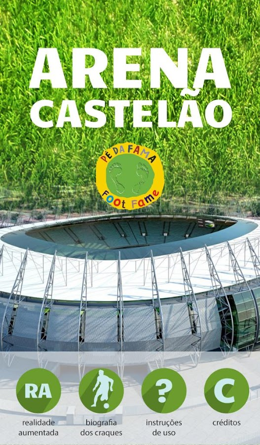 Arena Castelão- screenshot