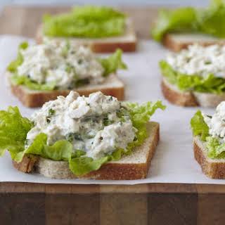 Tune Up Tuna Sandwich.