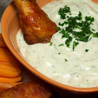 Ranch Dipping Sauce.