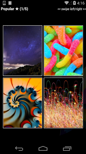 Color Backgrounds Wallpaper+