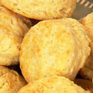 Flaky Buttery Biscuits.