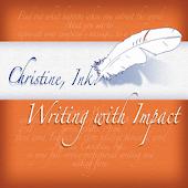 Christine, Ink