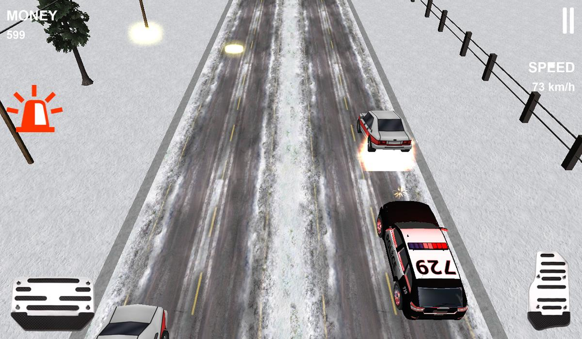 Police Traffic Racer - screenshot
