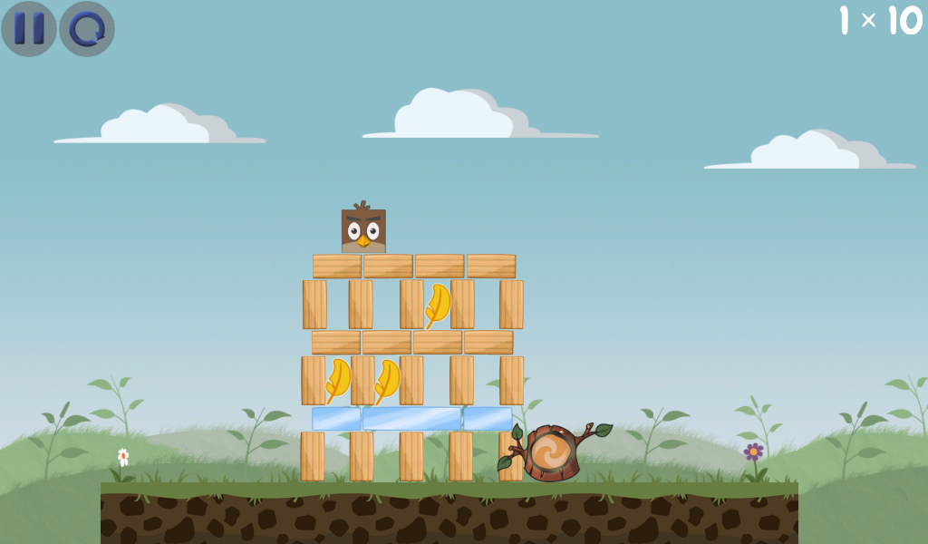 Destroy the Box Free - screenshot