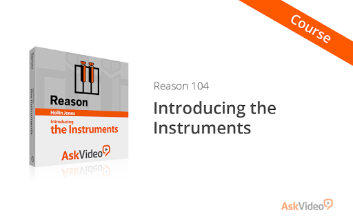 Intro to Instruments in Reason