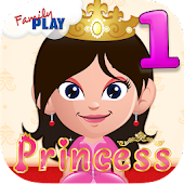 Princess First Grade Games