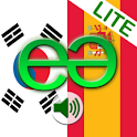 Korean to Spanish Lite logo