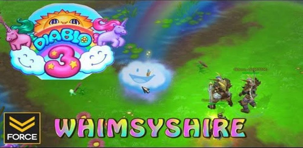 Whimsyshire(Cow Level)Diablo 3